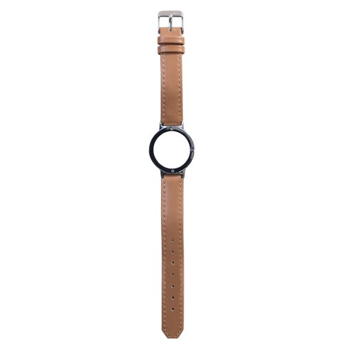 Watch Strap (Small Dial) - Leather Light Brown