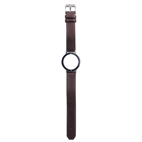 Watch Strap (Small Dial) - Leather Brown