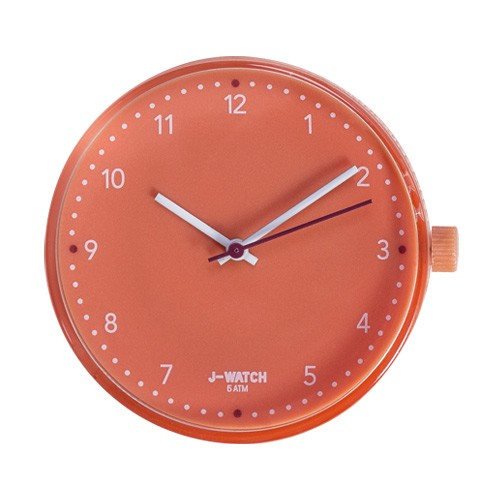 Small Watch Dial - 32 Mm Salmon