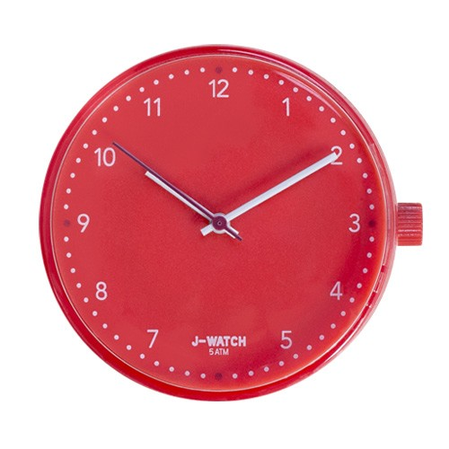 Small Watch Dial - 32 Mm Red