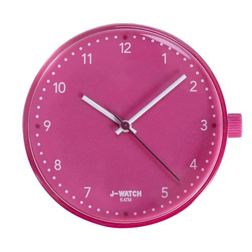 Small Watch Dial - 32 Mm Magenta