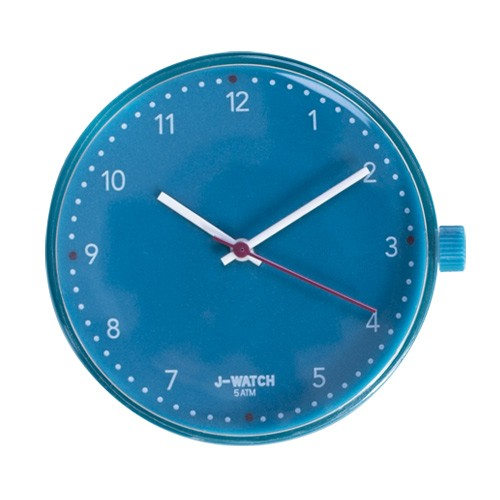 Small Watch Dial - 32 Mm Teal