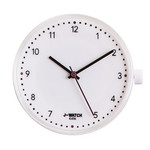 Small Watch Dial - 32 Mm Numbers White