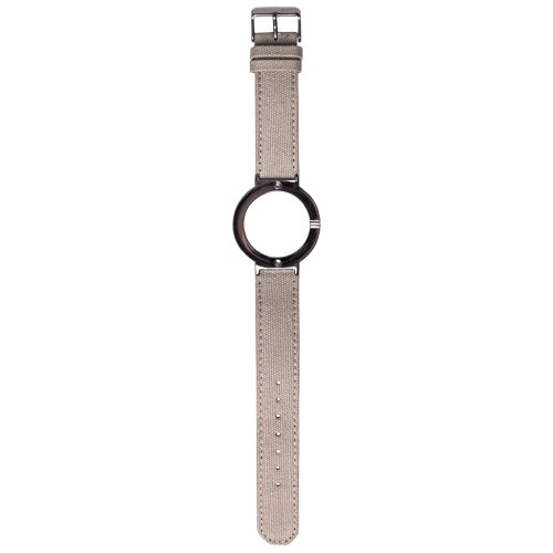 Watch Strap (Large Dial) - Canvas Sand