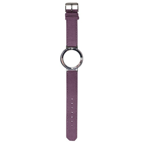 Watch Strap (Large Dial) - Canvas Old Rose