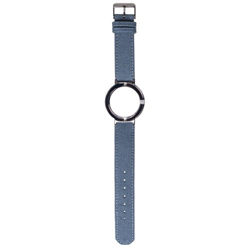 Watch Strap (Large Dial) - Canvas Sugar Paper
