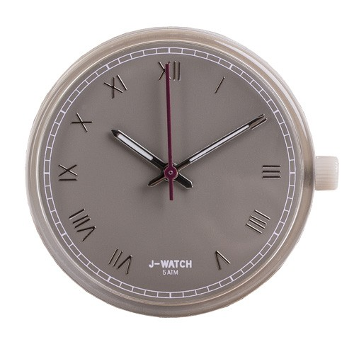 Large Watch Dial - Roman Numerals Sand