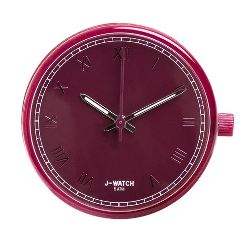 mall Watch Dial - Roman Numerals Justo