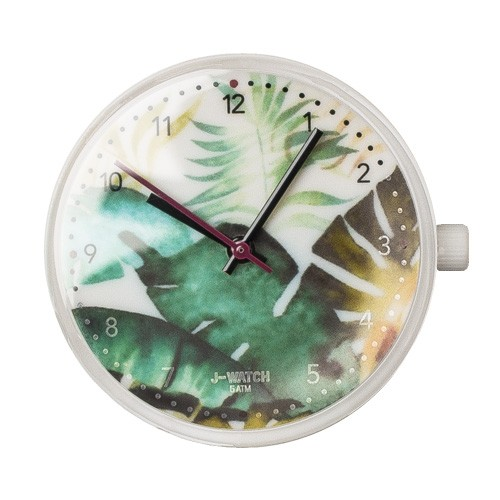 Small Watch Dial - Leaves