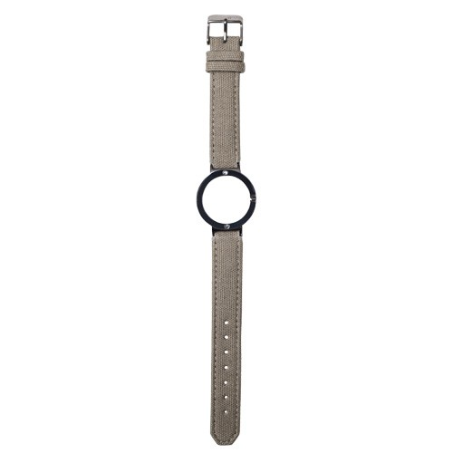 Watch Strap (Small Dial) - Canvas Sand