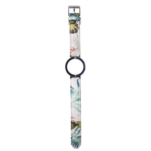 Watch Strap (Small Dial) - Leaves