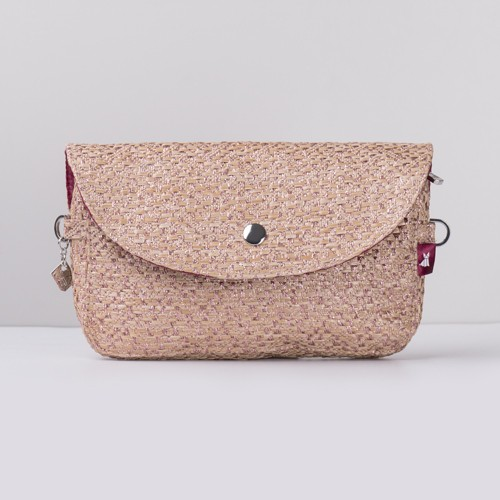 Snap Canvas Bag (J-POSH And J-PACK) - Marrakech Gold