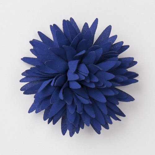 Flower - Large Electric Blue