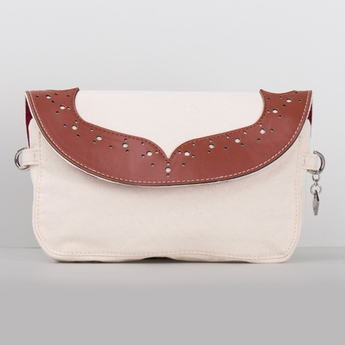 Snap Canvas Bag (J-POSH And J-PACK) - Country