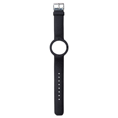 Watch Strap (Small Dial) - Black