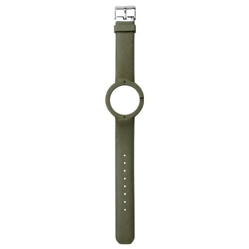 Watch Strap (Large Dial) - Olive Green